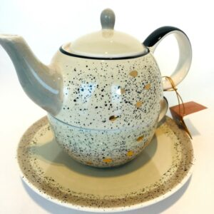 Tea for One Set Gold